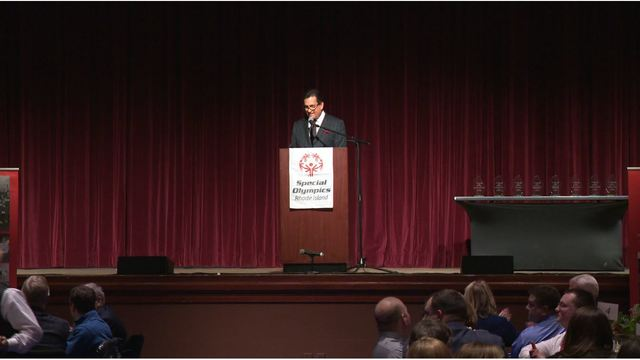 State police, 7 people inducted into Special Olympics Hall of Fame | WPRI