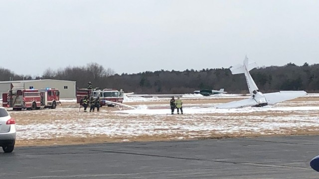 Two people killed after plane crash in Mansfield | WPRI