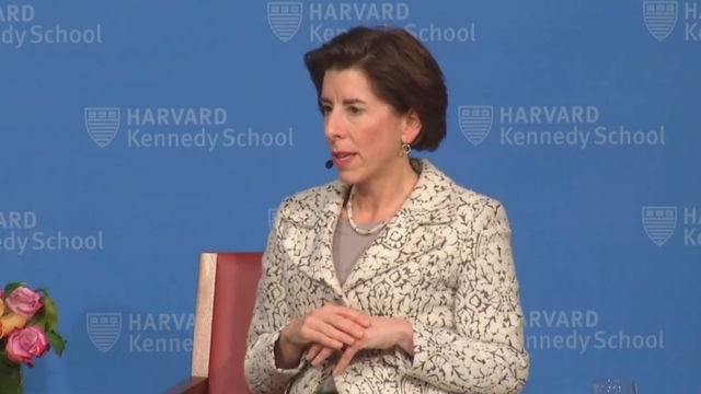 Lesson learned for Raimondo: Government has to execute