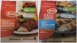 Tyson recalling 69,000 pounds of ready-to-eat chicken strips