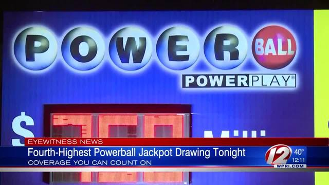 Still Time To Buy Tickets For Fourth Highest Powerball Jackpot