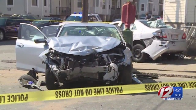 Police searching for suspect wanted in fatal New Bedford crash