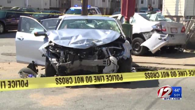 State police: Suspect caused deadly crash while fleeing from