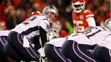 Man charged with shining laser at Patriots QB Tom Brady