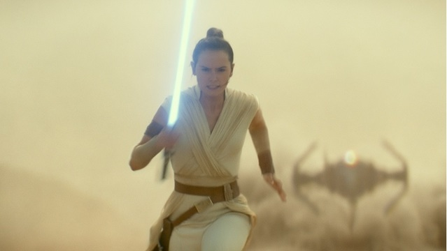 'The Rise of Skywalker' is title for next 'Star Wars' film