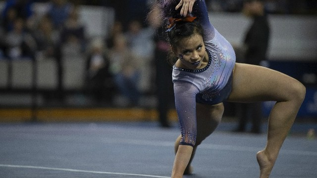 Injured gymnast: 'My pain is not your entertainment'