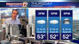 Weather Now: Unsettled Today PM Thru Saturday