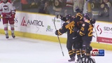 Providence Bruins defeat Charlotte Checkers 4-2 in game two of Atlantic Division Semifinals