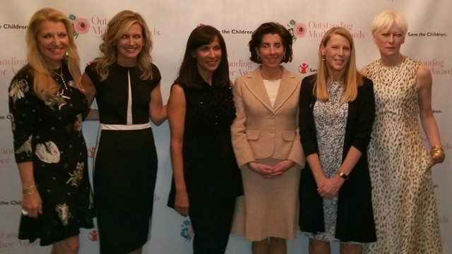 Raimondo honored with 'Outstanding Mom of the Year' award