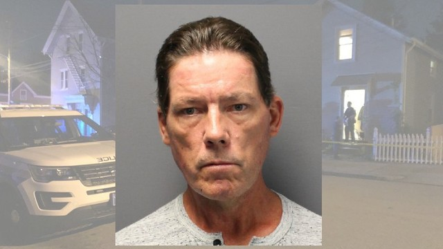 Pawtucket man charged in domestic double stabbing