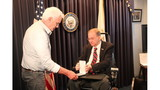 Silver star presented to local Vietnam Veteran